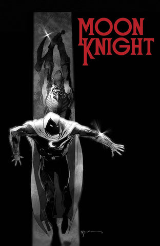 MOON KNIGHT #188 SIENKIEWICZ LH VAR LEG WAVE 2