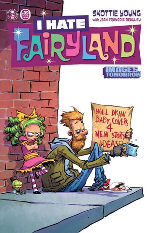 I HATE FAIRYLAND #14 CVR C IMAGES OF TOMORROW VARIANT