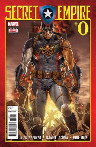 SECRET EMPIRE #0 (OF 9)