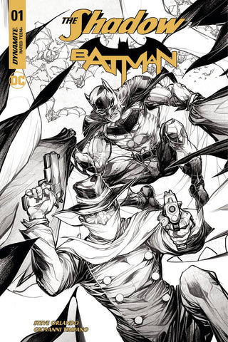 SHADOW BATMAN #1 CVR I 10 COPY PORTER INCV