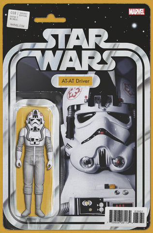 STAR WARS #38 CHRISTOPHER ACTION FIGURE VAR