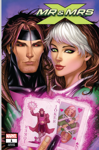MR AND MRS X #1 UNKNOWN TYLER KIRKHAM VAR