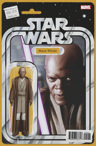 STAR WARS JEDI REPUBLIC MACE WINDU #5 (OF 5) CHRISTOPHER ACT