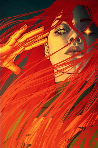 PHOENIX RESURRECTION RETURN JEAN GREY #1 FRISON VAR