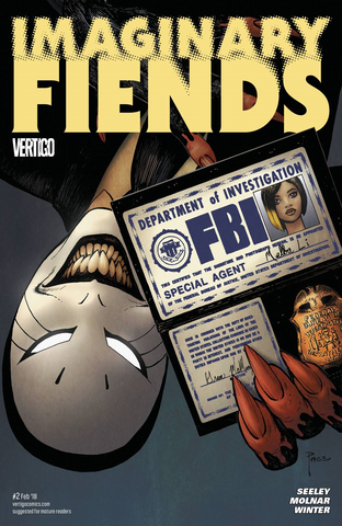 IMAGINARY FIENDS #2 (OF 6) (MR)