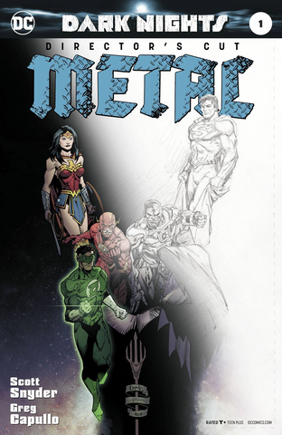 DARK NIGHTS METAL #1 DIRECTORS CUT
