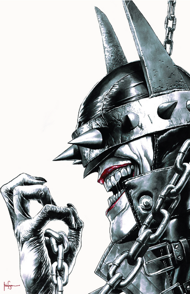 BATMAN WHO LAUGHS #1 (OF 6) UNKNOWN EXCLUSIVE MICO SUAYAN REMARKED EDITION