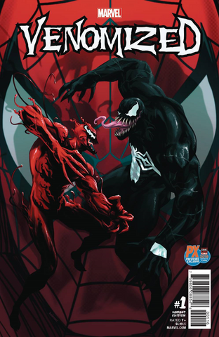 VENOMIZED VAR #1 (OF 5) C2E2 2018
