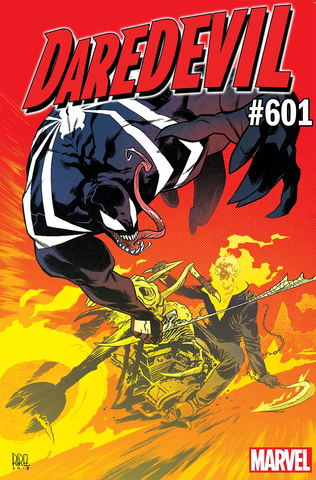 DAREDEVIL #601 VENOM 30TH VAR LEG