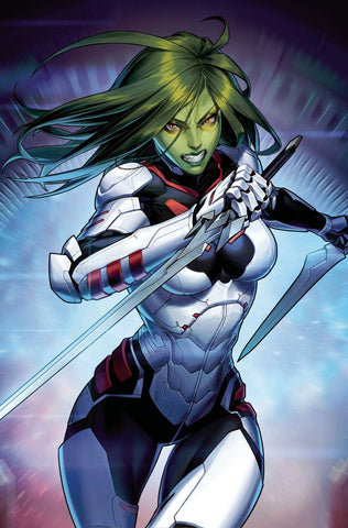 GUARDIANS OF THE GALAXY #5 JONGJU KIM MARVEL BATTLE LINES VA