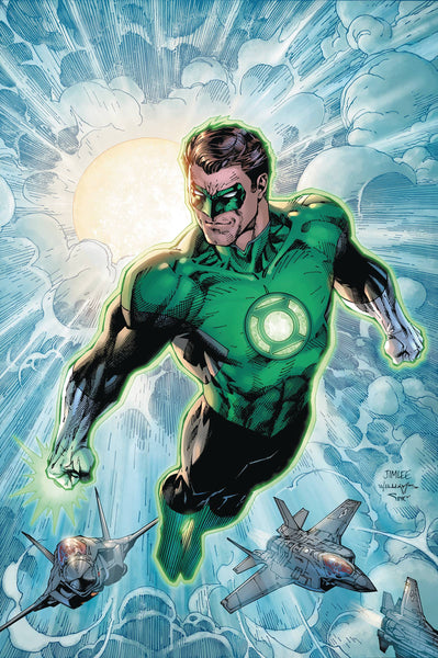 GREEN LANTERN 80TH ANNIV 100 PAGE SUPER SPECT #1 2010S VAR E