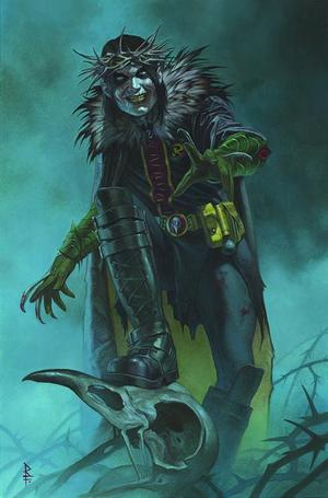 DARK NIGHTS DEATH METAL #3 (OF 6) CVR C RICCARDO FEDERICI VAR