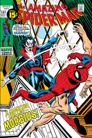 TRUE BELIEVERS SPIDER-MAN MORBIUS #1