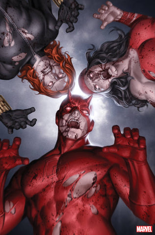 MARVEL ZOMBIES RESURRECTION #1 JUNGGEUN YOON VIRGIN
