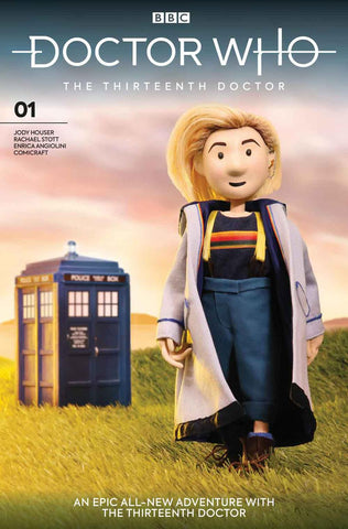 DOCTOR WHO 13TH #1 CVR J DOCTOR PUPPET