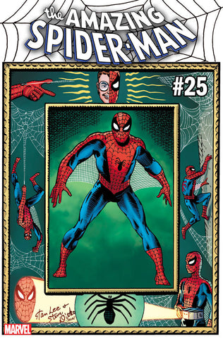 AMAZING SPIDER-MAN #25 DITKO HIDDEN GEM VAR