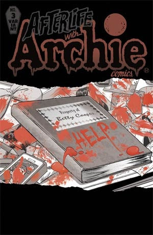 Afterlife With Archie #3 Cover B Variant Tim Seeley Cover