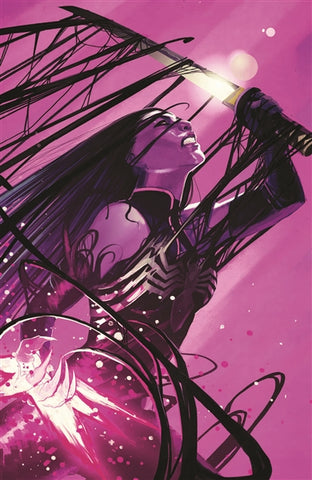 VENOMIZED #1 (OF 5) UNKNOWN C2E2 STEPHANIE HANS VIRGIN EXCLUSIVE
