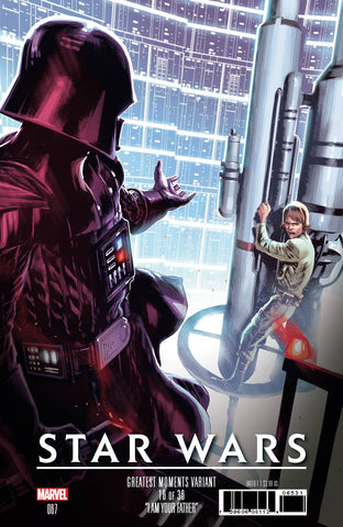 STAR WARS #67 ALBUQUERQUE GREATEST MOMENTS VAR
