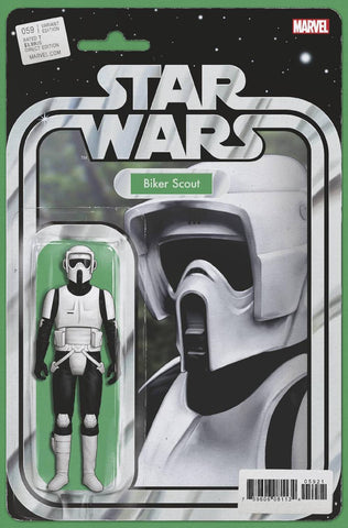 STAR WARS #59 CHRISTOPHER ACTION FIGURE VAR