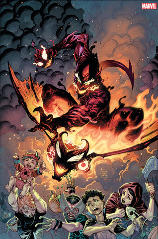 RED GOBLIN RED DEATH #1 PHILIP TAN VIRGIN VAR