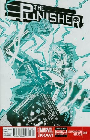 Punisher Vol 9 #3 Cover A 1st Ptg