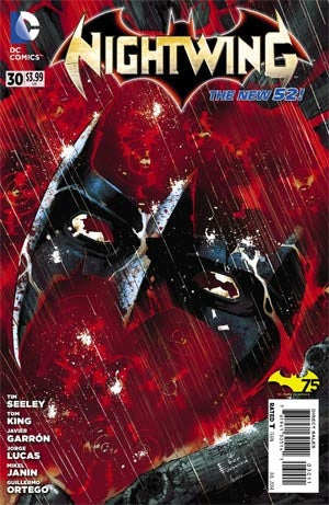 Nightwing Vol 3 #30 Cover A Regular Eddy Barrows Cover