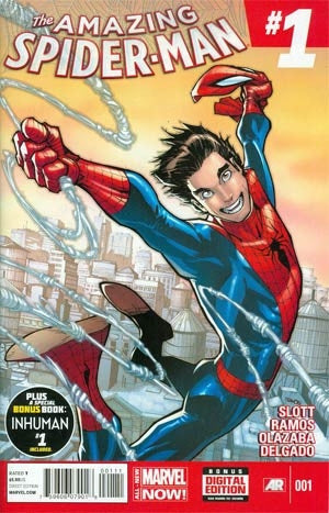Amazing Spider-Man Vol 3 #1 Humberto Ramos First Printing