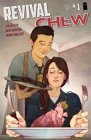 Chew / Revival #1 Cover A Regular Rob Guillory & Jenny Frison CV