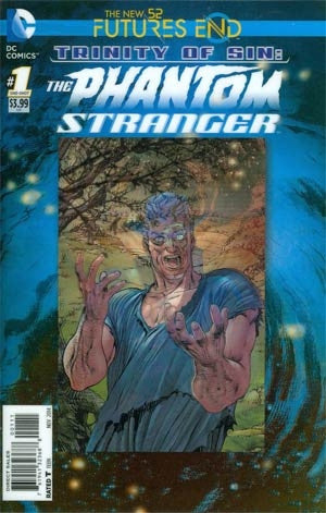 Trinity Of Sin Phantom Stranger Futures End #1 Cover A 3D Motion