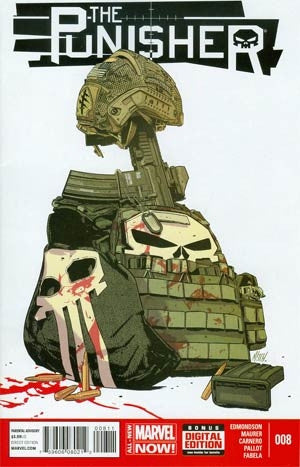 Punisher Vol 9 #8