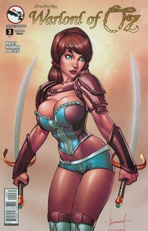 Grimm Fairy Tales Presents Warlord Of Oz #3 Cover C