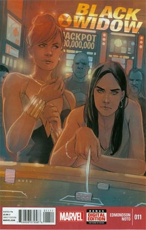 Black Widow Vol 5 #11 Cover A Regular Phil Noto Cover