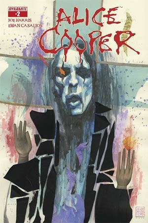 Alice Cooper #2 Cover A Regular David Mack Cover