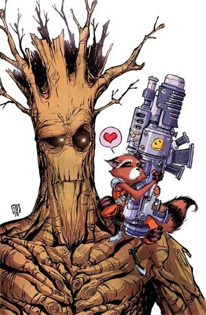 Rocket Raccoon Vol 2 #5 Cover A