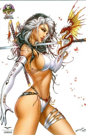 Grimm Fairy Tales Presents Masumi #1 Variant Cover