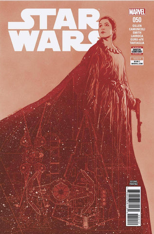 STAR WARS #50 2ND PTG CHAREST VAR