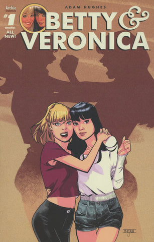 BETTY & VERONICA VOL 2 #1 FRIED PIE EXCLUSIVE