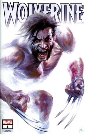 WOLVERINE #1 DELL OTTO EXCLUSIVE DX