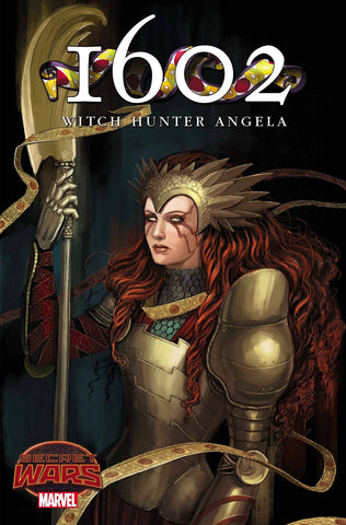 1602 WITCH HUNTER ANGELA #1