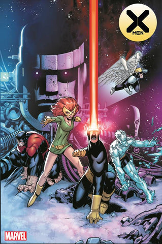 X-MEN #1 BACHALO HIDDEN GEM VAR DX