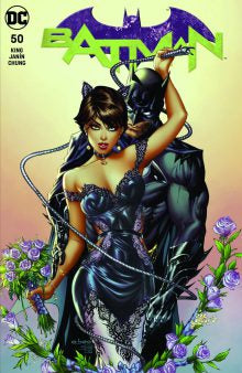 BATMAN #50 ERIC BASALUDA EXCLUSIVE