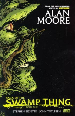 Saga Of The Swamp Thing Book 1 TP