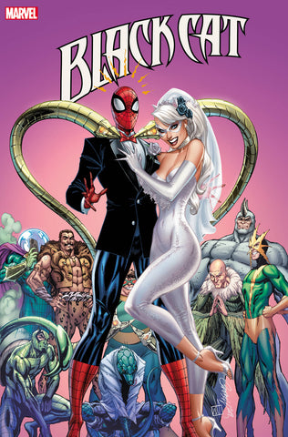 BLACK CAT ANNUAL #1 J SCOTT CAMPBELL