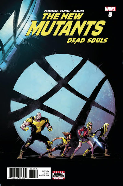 NEW MUTANTS DEAD SOULS #5 (OF 6)