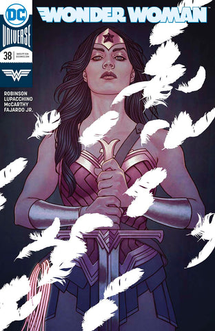 WONDER WOMAN #38 VAR ED