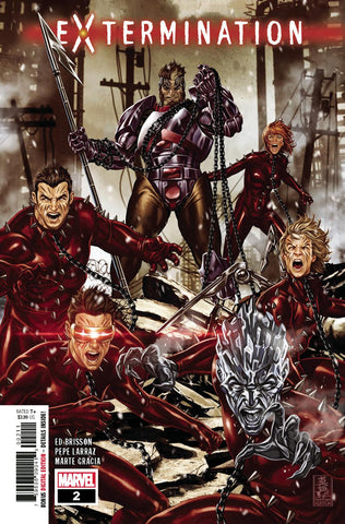 EXTERMINATION #2 (OF 5)