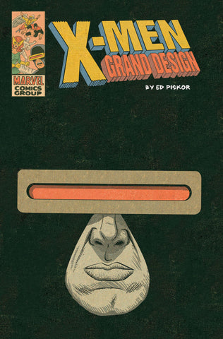 X-MEN GRAND DESIGN #1 (OF 2) 2ND PTG PISKOR VAR