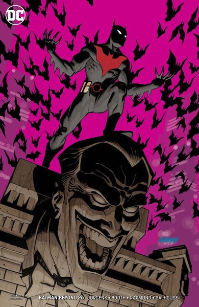 BATMAN BEYOND #26 VAR ED