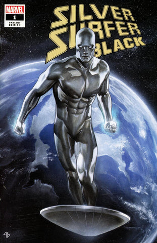 SILVER SURFER BLACK #1 (OF 5 )COMICS PRO EXCLUSIVE